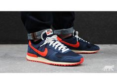 fb87a1d070 Nike Air Vortex Vintage V-Series (Obsidian   Team Orange - Seal - Sport Grey )