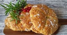 Savoury Baking, Healthy Baking, No Salt Recipes, Baking Recipes, Coffee Bread, Swedish Recipes, Bread Cake, Easy Cooking, I Love Food
