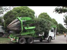 Máquina de Reposicionar Árvores - Incrível! https://www.facebook.com/w1k.cosmology
