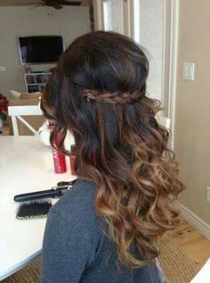 braided hair for long hair styles