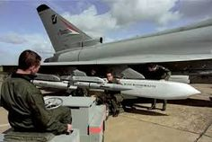 Eurofighter Typhoon Storm Shadow Missile