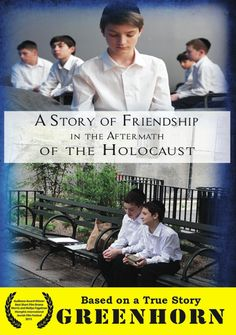 GREENHORN: A STORY OF FRIENDSHIP IN THE AFTERMATH OF THE HOLOCAUST, a film adapted from the novel of the same name and distributed with Public Performance Rights by TMW Educational Media Distributors in DVD, Digital Download, and Digital Streaming. GREENHORN is a powerful film that gives human dimension to the Holocaust. It poignantly underscores our flawed humanity and speaks to the healing value of friendship. GREENHORN is based on the true story of an 11-year-old Holocaust survivor.