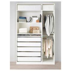 IKEA - PAX Wardrobe white