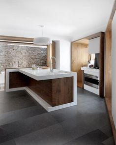 Contemporary Kitchens Designs Stunning Melbourne Residenceflack Studio  Photobrooke Holm Design Decoration