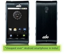 """Here comes the """"cheapest ever"""" Android smartphone in India!  http://www.techmozer.com/here-comes-the-cheapest-ever-android-smartphone-in-india/"""