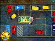20 levels of parking your car in hard to reach spots. Watch out for trains. Taxi Games, Game 20, Free Fun, Online Games, Games To Play, Trains, Watch, Car, Clock