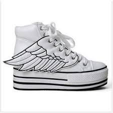 Image result for wings for heels