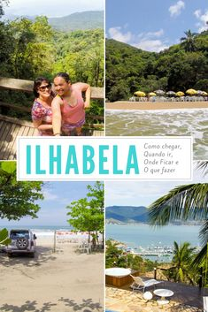 Ilhabela - Como chegar, Quando ir, Onde Ficar e O que fazer