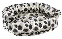 Looks like a comfortable bed for my pups Boy Dog Names, Dog Sofa Bed, Dog Furniture, Dog Boutique, Grey Bedding, Dog Treats, Bowser, Best Dogs, Donuts
