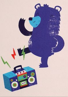 Monster Riot - Dancing Bear