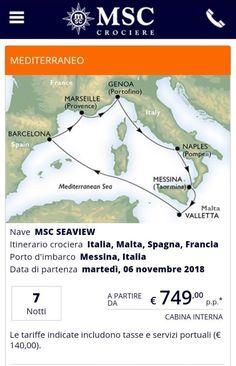 MSC Seaview è il nome della seconda unità Seaside!
