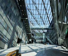 Lanyang Museum in Yilan, Taiwan by Artech Architects