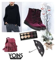 """YOINS"" by elma-polyvore ❤ liked on Polyvore featuring Witchery, yoins and loveyoins"