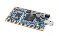 LimeSDR: Flexible, Next-generation, Open Source Software Defined Radio | Crowd…