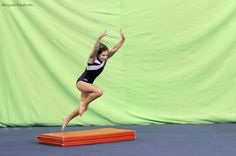 How to develop power and sped in gymnasts for vault | Swing Big!