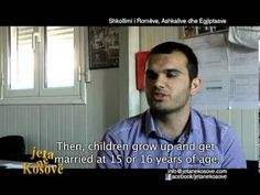 Education of the Roma, Ashkali and Egyptian Communities (video)