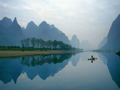 Reflecting China