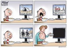 TODAY'S WORLD | Nov/25/15 WORLD Magazine Editorial Cartoons