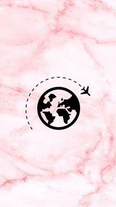 Alles was ich auf der Welttournee brauche Cute Wallpaper Backgrounds, Tumblr Wallpaper, Wallpaper Iphone Cute, Wallpaper Quotes, Airplane Wallpaper, Travel Wallpaper, Galaxy Wallpaper, Disney Wallpaper, Instagram Logo