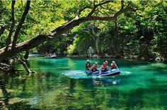 Voidomatis river, Konitsa, Epirus, Greece