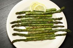 Have to remember not to boil the asparagus.