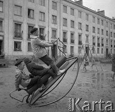 Kraków-Nowa Huta, 1963   fot. Jarosław Tarań