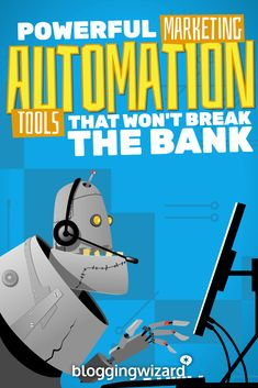 5 Powerful Marketing Automation Tools That Won't Break The Bank via @adamjc