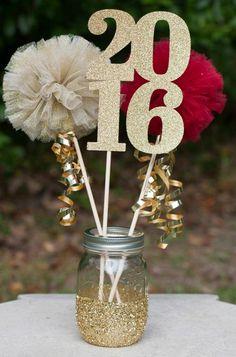 Crea un toque original y divertido en tu fiesta de fin de año con estas increíbles ideas para todos los gustos y presupuestos. Toma nota!!!...