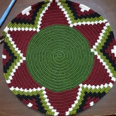 Tapestry Crochet Patterns, Crochet Wall Hangings, Hobbies And Crafts, Fiber Art, Knit Crochet, Eminem, Knitting, Holiday Decor, Bags