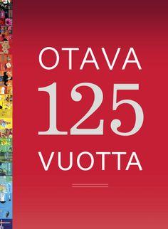 Title: Otava 125 vuotta   Designer: Päivi Puustinen