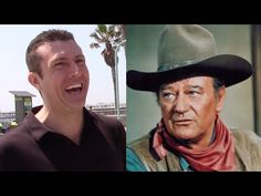 Stupid Liberals Think John Wayne Just Endorsed Hillary Clinton And Are Very Happy (Hint: He's Dead) - YouTube