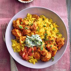 Low Carb Recipes, Healthy Recipes, Nutrition Program, Group Meals, Tandoori Chicken, Chicken Curry, Healthy Weight, Meal Prep, Food And Drink