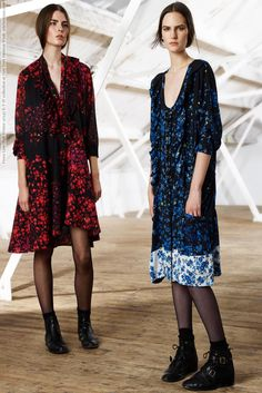 Preen Line (Fall-Winter 2014) R-T-W collection at New York Fashion Week #Gaby_Loader, #Hirschy_Hirschfelder #fashion #fashionista #fashionblog #beauty #beautiful #pretty #outfitoftheday #ootd #look #moda  #style #stylish #styles #nyfw