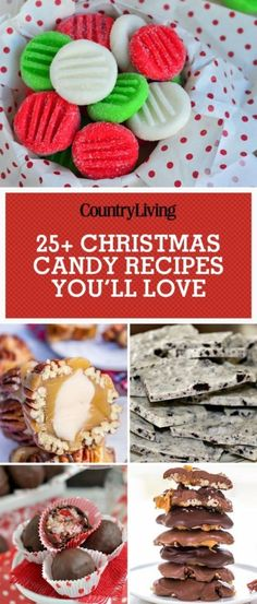 Save these Christmas recipes by pinning this image, and follow Country Living on Pinterest for more holiday inspiration.