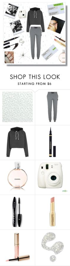 """""""Day 9: Lazy day with your fav // Hunter Rowland - 10 day magcon challenge"""" by dodgers-are-awesome ❤ liked on Polyvore featuring Bluebellgray, Karl Lagerfeld, Yves Saint Laurent, Chanel, Lancôme, Napoleon Perdis, By Terry and Illamasqua"""