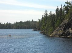 Point your canoe North -- towards Ely and the Boundary Waters