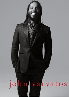 The Marley Brothers for John Varvatos