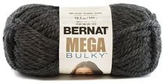 #art Spin rite-Mega #bulky yarn. The perfect super bulky yarn for your knitting and crocheting projects! weight category: 6. #Content: 100% acrylic. Put-up: 10.5o...