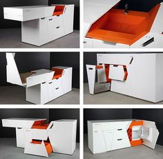 Compact Kitchen by Boxetti adds fun and style to cooking | Designbuzz : Design ideas and concepts