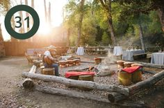 build-a-campfire-area-with-low-fencing-and-stools.jpg (600×398)