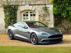 Wilton House Supercar Show - Aston Martin Vanquish