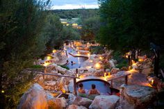 Welcome to Peninsula Hot Springs - Victoria's first natural hot springs and day spa centre