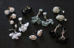 """布博 on Twitter: """"小さな花々をモチーフにしながら、甘さを抑え、気品さえ漂う作品の数々。「cotoyo…"""