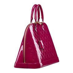 I Believe You Will Love Louis Vuitton ALMA GM Handbag At First Sight! #handbag #purse