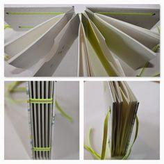 photo: interesting book - pa-pier-werk: Buchbindung