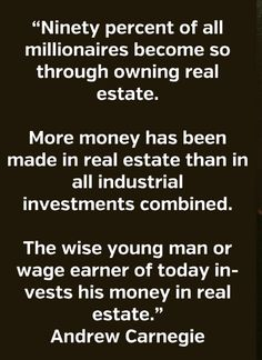 Real Estate Quotes Inspirational  WowCom  Image Results