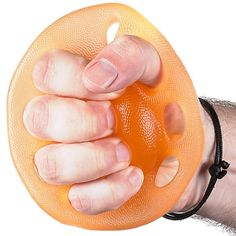 Hand Extension Exerciser and Finger Stengthener by FingerMagic. Squeeze Ball at Center Improves Grip for Athletes, Musicians, Physical Therapy, Rehabilitation Best Amazon Buys, Best Amazon Products, Diy Christmas Gifts For Coworkers, Christmas Ideas, Weird Things On Amazon, Hand Therapy, Physical Therapy, Occupational Therapy, Homemade Body Lotion