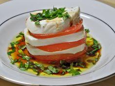 Caprese Salad, Simple and Elegant!