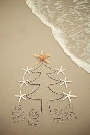 Design Chic: Chrismas at the Beach with The Buzz