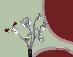 """Check out new work on my @Behance portfolio: """"Blooming in a Very Weird Way"""" http://be.net/gallery/58637057/Blooming-in-a-Very-Weird-Way"""